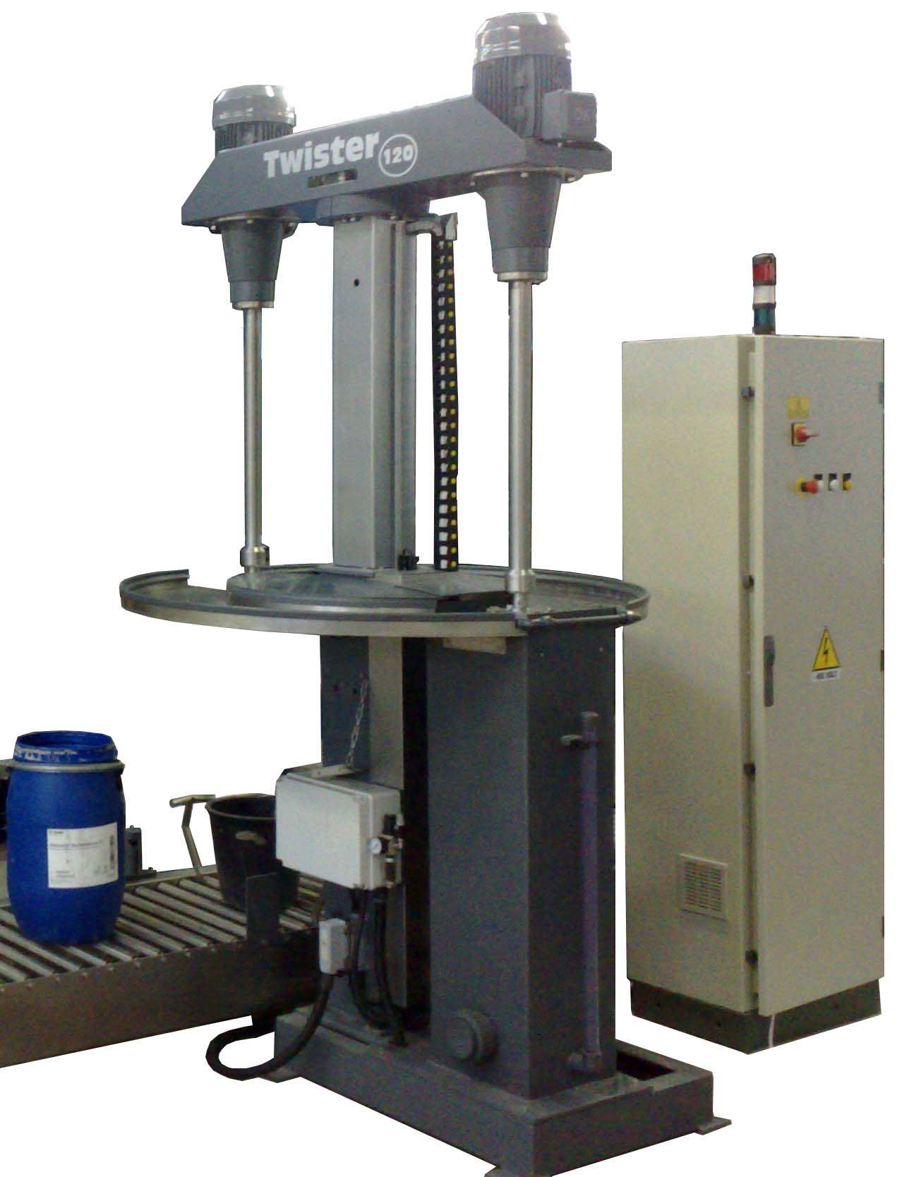 Twister 120 mixing machine