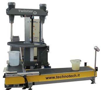 Twister 60 mixing machine